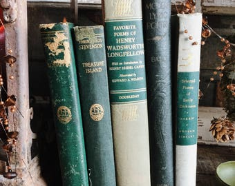 Old Books - Great Poets