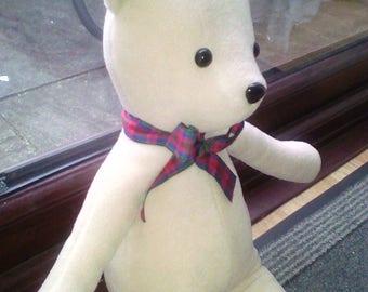 Stuffed Teddy.