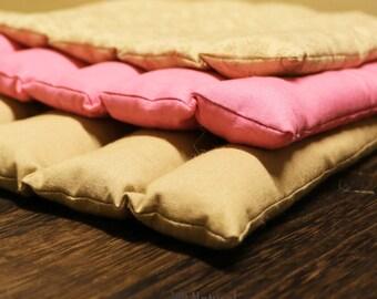 Eucalyptus Aromatherapy Handmade Pillow (Flax Seed)