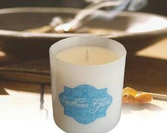Frankincense and Myrrh  (10oz recycled jar)