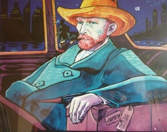 Reproduction of a painting by Van Gogh OTSO DISCOUNT in New York - Reproduction of a painting by Van Gogh OTSO in New York
