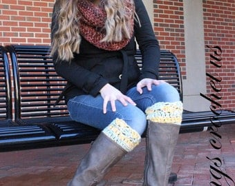 Lisa Boot Cuffs