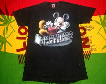 Vintage Mickey Mouse Disneyland Big Picture Mickey Mouse