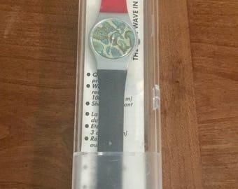 Vintage Paisley Swatch Watch