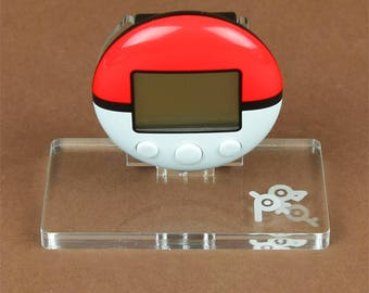 Pokewalker Display Stand Pokemon Heart Gold and Soul Silver