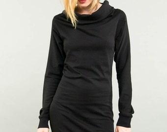 Kolla 2 in 1. long-sleeved. Black