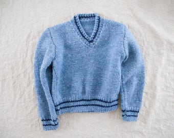 Vintage Knit Sweater, 12 month