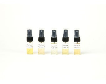 Sebastaine Parfume Sample Pack