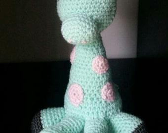 Sophie The Giraffe Crochet Plushie
