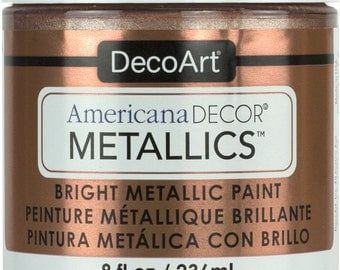 DecoArt Americana Decor Metallics 8oz