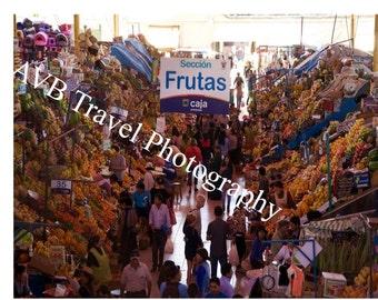 El Mercado De Arequipa