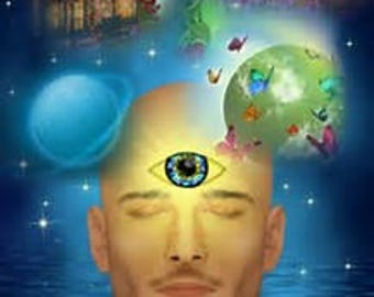 Clairvoyant, Crystal Psychic Reading Life in General Reading