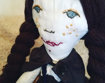 Cloth Doll - Mildred Hubble - The Worst Witch