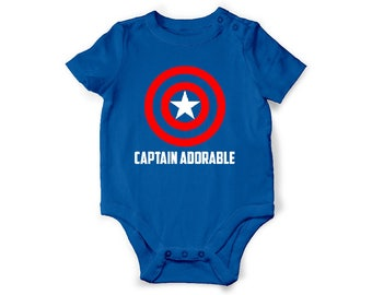 Cute captain america
