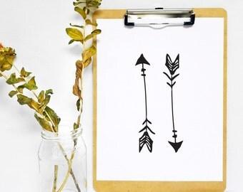 Arrows Boho Printable