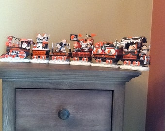 Cleveland Browns Christmas Express Train