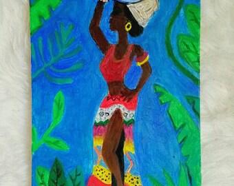 Senorita Painting