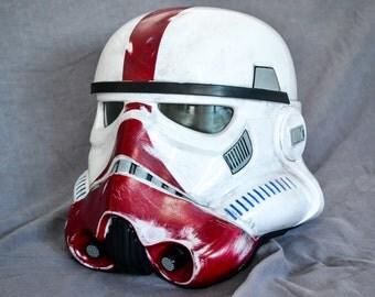 Imperial Incinerator Trooper Helmet