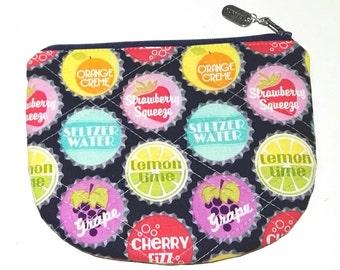 Zipper pouch / Make up bag / Bolsito con cremallera / Neceser