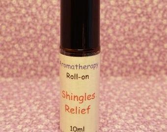 Aromatherapy Shingles Relief
