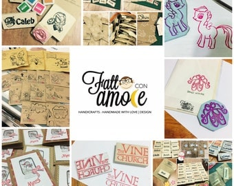 Customise your Own stamp