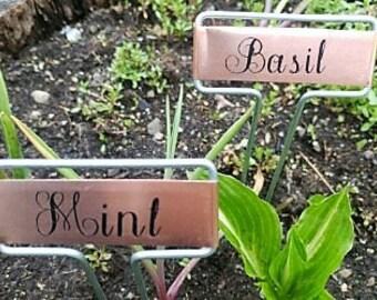 Customized Garden Stakes