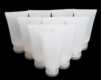10 Pcs Empty Lotion Containers