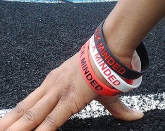 Track Headz™/ One Track Minded Wristbands