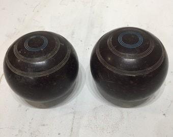 Pair of Vintage Bowls