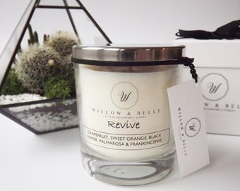 Revive Aromatherapy Soy Candle
