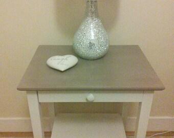 Vintage side/lamp table