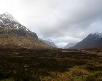 Landscape Photography Glencoe, Scotland