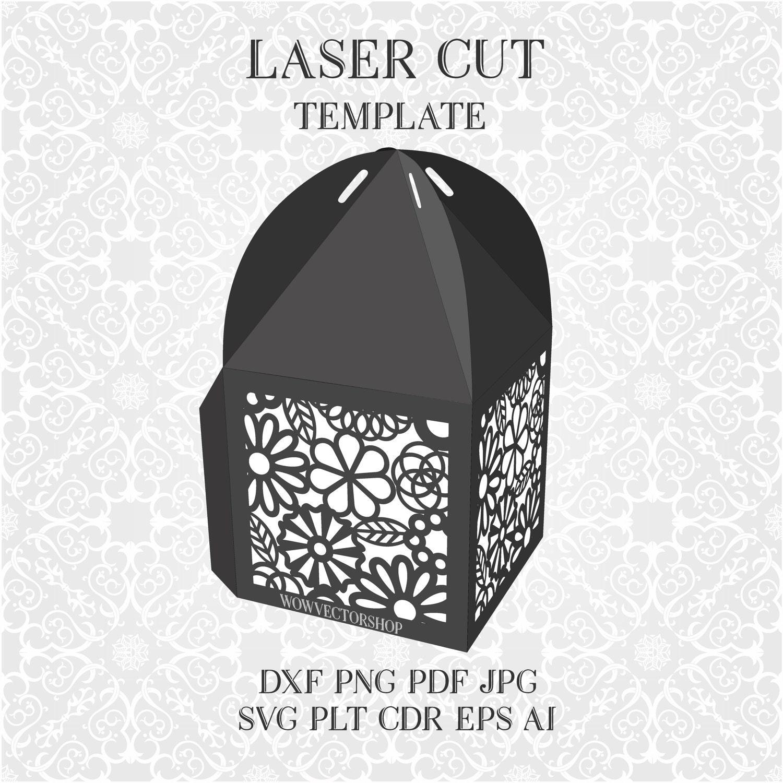 wedding cage favour box template wedding decoration led. Black Bedroom Furniture Sets. Home Design Ideas