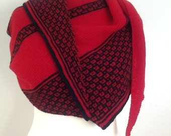 Shawl, scarf, scarf