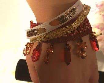 Boho Hippy Beaded Bracelet