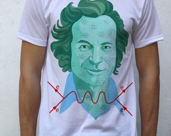 Richard Feynman T shirt