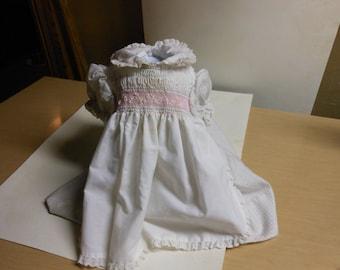 Infant Girls Dress, vintage