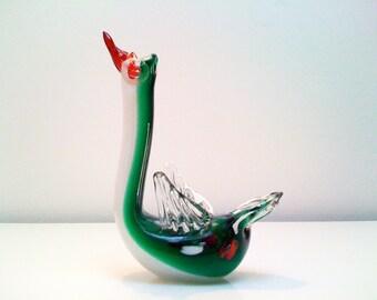 Very beautiful canrd glass blown Murano