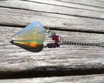 Fancy Opalite Pendulum