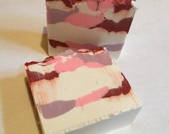 Love Spell Shea Butter Supreme Soap, Handmade, Organic, All Natural