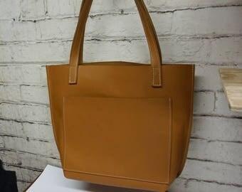 leather tote .leather tote bag. leather bag . handmade tote. custom leather bag .brown leather tote.tote bag sale.tote bag sale.market bag