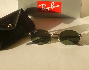 Vintage Ray Ban W2187 side street G-15 sunglasses BAUSCH LOMB case