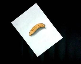 Realistic Banana Drawing illustration Art work Original 3D drawing