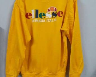 Vintage ellesse casual sweatshirt size S