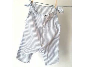 The Pinny Romper