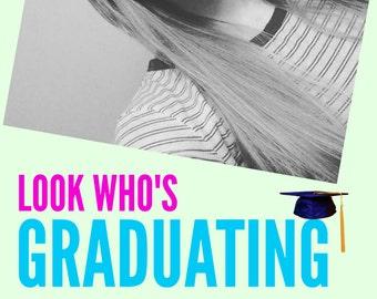 look who's graduating