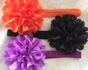 baby girl halloween headband