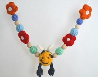 Baby Bead Nursing or Teething Necklace