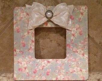 Country 3x3 photo frame
