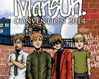 Mansun Convention 2014 Programme
